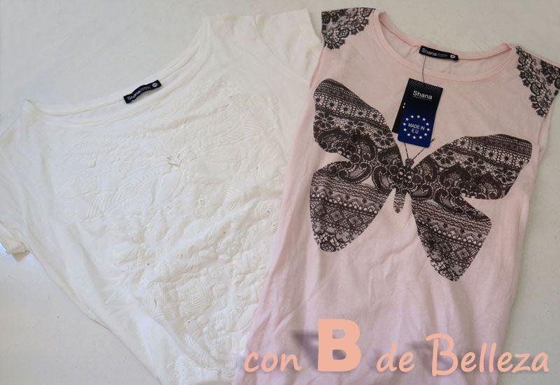 Camisetas Shana