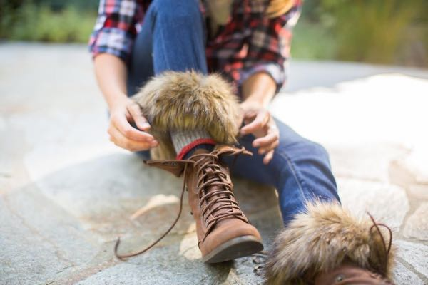 Royal Scout Boot Cuffs