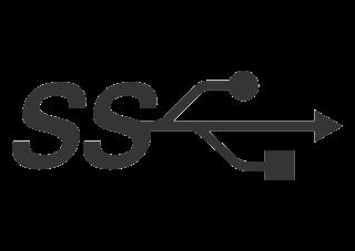 USB Logo Vector download free