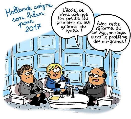 Hollande 2017