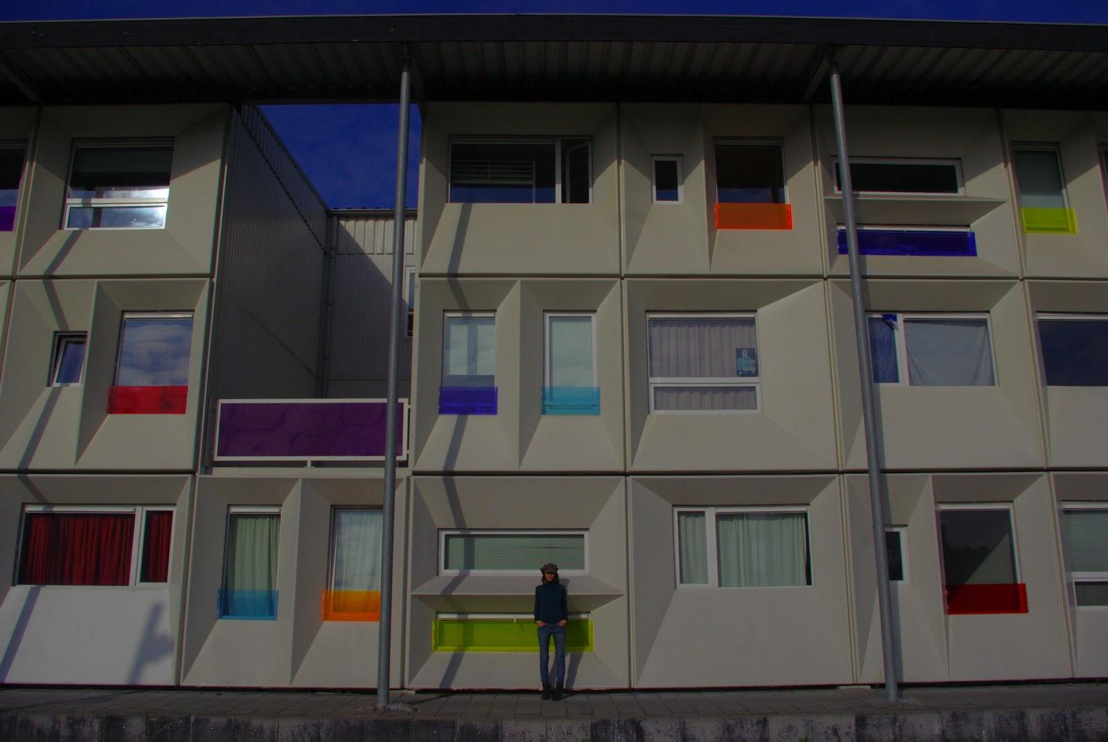 Simple qubic case popolari per studenti realizzate dagli for Case progettate da architetti