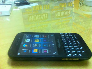 Blackberry Second
