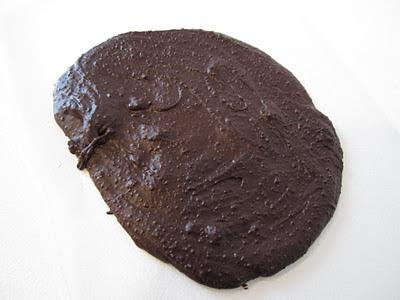 homemade mint chocolate crisps gift