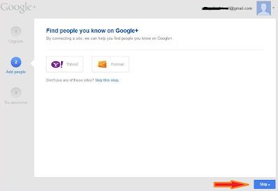 cara daftar google plus 3