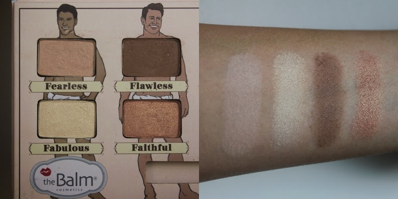 the balm nude dude gratis