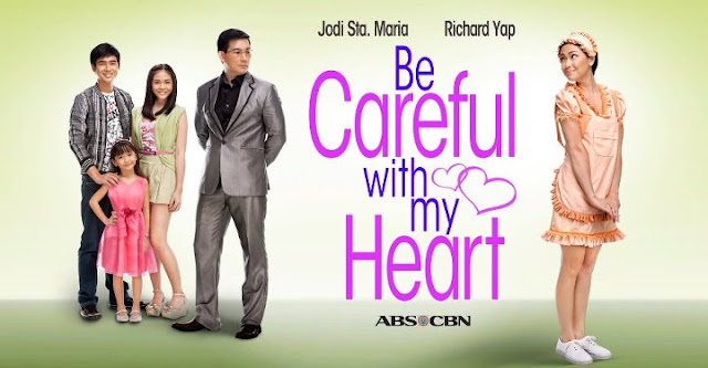PBA Head Coach is hooked to Be Careful with My Heart.