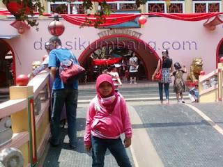 Mengunjungi Kampung Cina Kota Wisata Cibubur