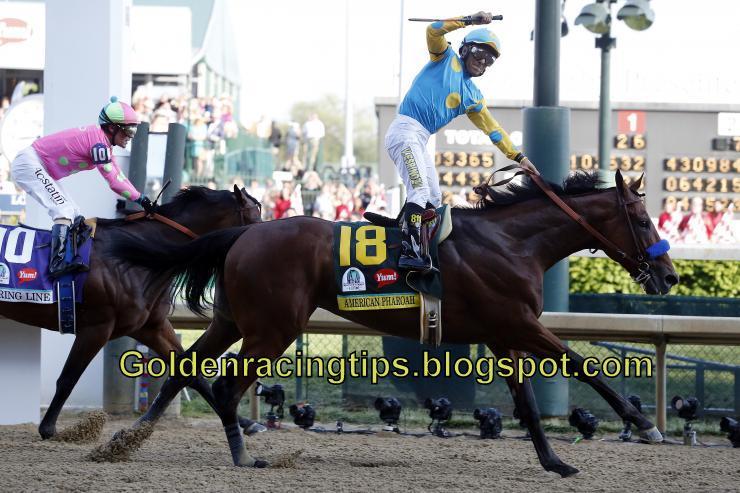Golden racing tips