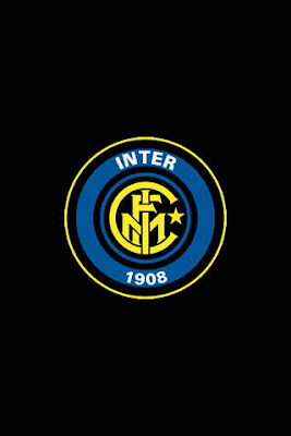 Inter Milan Logo For iPhone Wallpapers