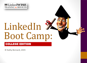LinkedIn for college