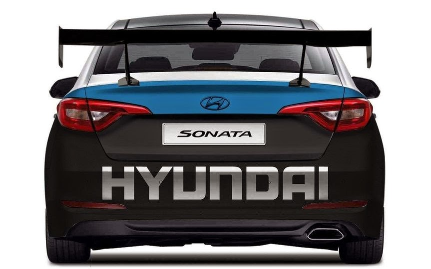 une hyundai sonata flex fuel de 708 chevaux sema show beauport hyundai blogue automobile. Black Bedroom Furniture Sets. Home Design Ideas