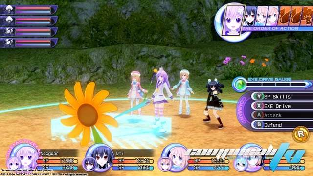 Hyperdimension Neptunia Re Birth 2 PC Game