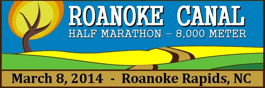 Roanoke Canal Half Marathon