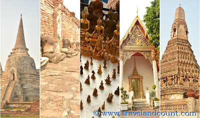 Bangkok Temples and places
