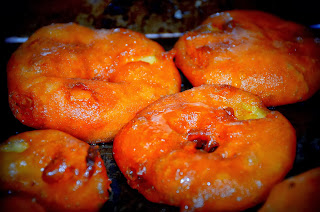 Apple Jalebi(click for detail recipe)