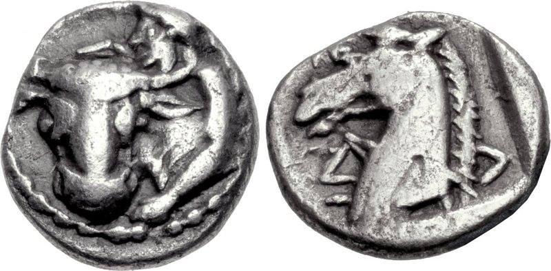 Πελίννα. Στα μέσα του 5 ου αιώνα π.Χ..