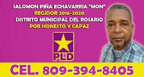 """Salomon Piña """"Mon"""""""
