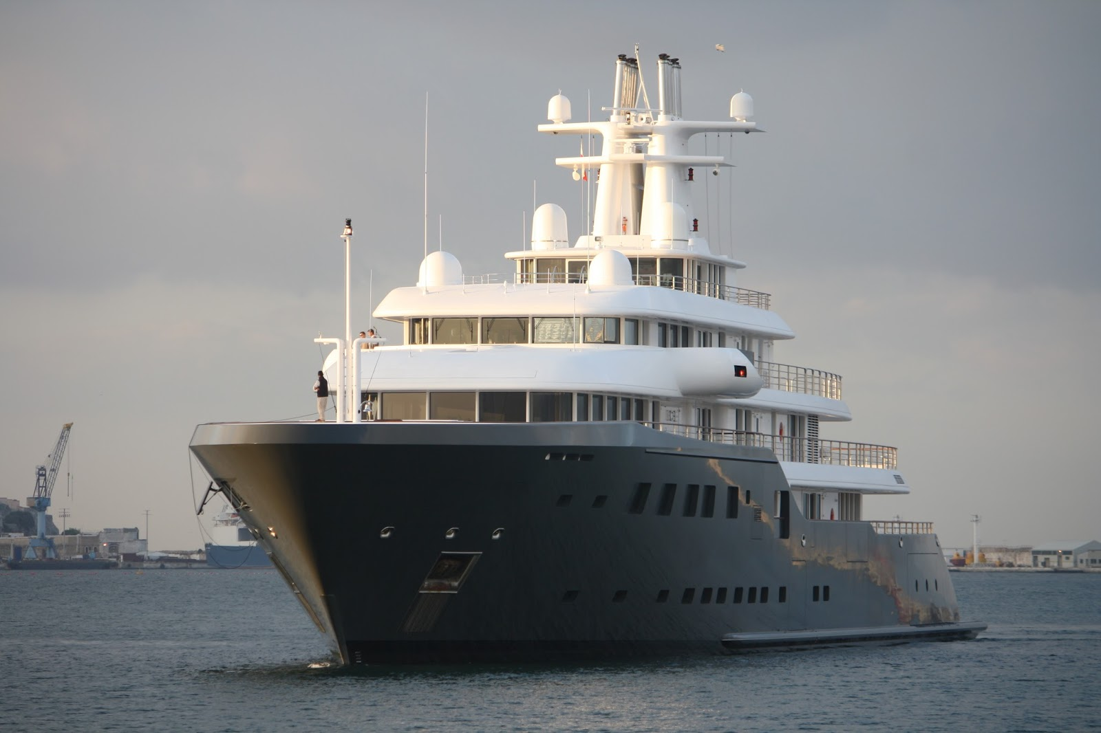 Superyacht ICE