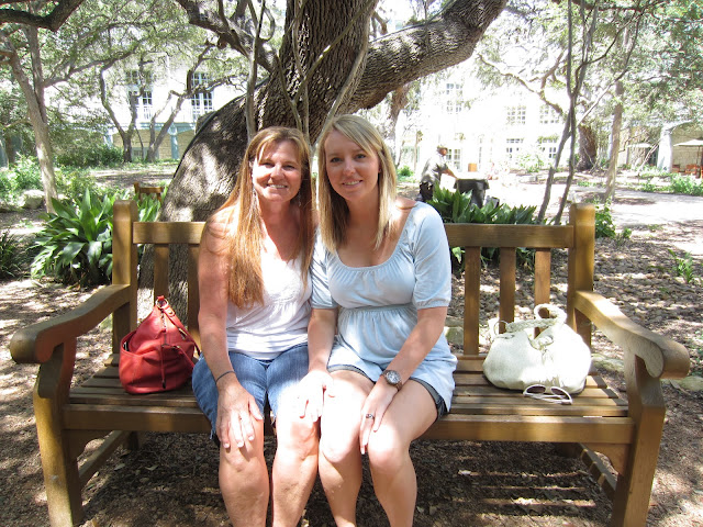 Kanyon and erika mother daughter trip for Mother daughter vacation destinations