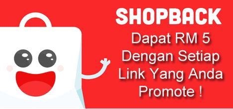 Shopback Bersama Anda