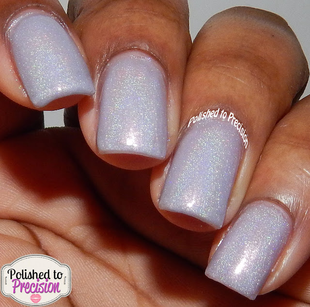 The Polish Bar White Lilac