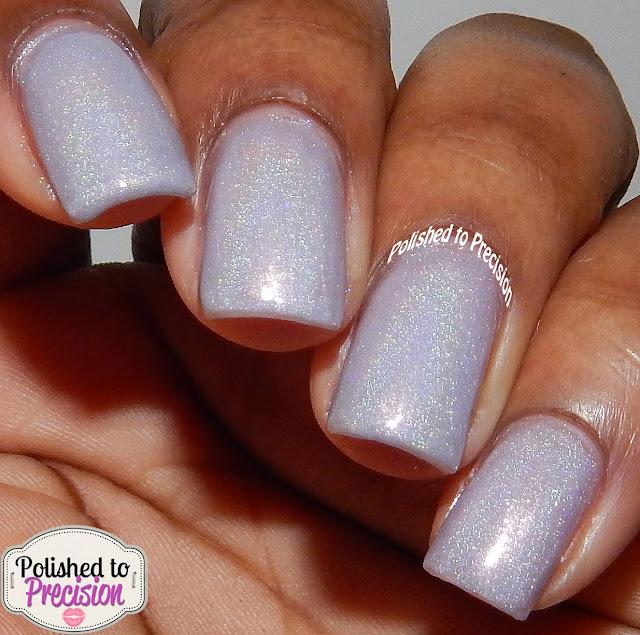 The Polish Bar White Lilac