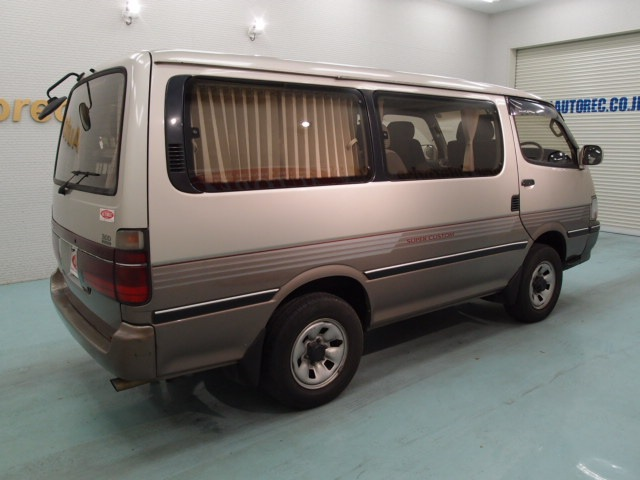 japanese vehicles to the world 1993 toyota hiace super
