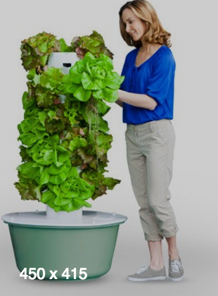 JuicePlus+ Vertical Tower Garden