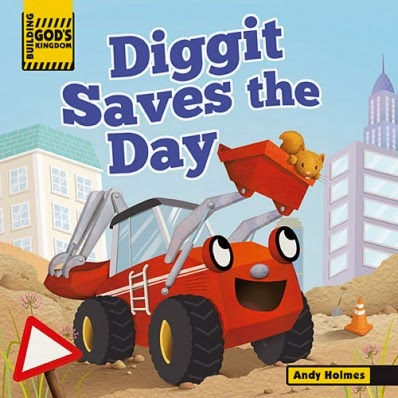 Diggit Saves the Day cover