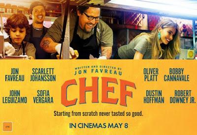 chef cinema filme