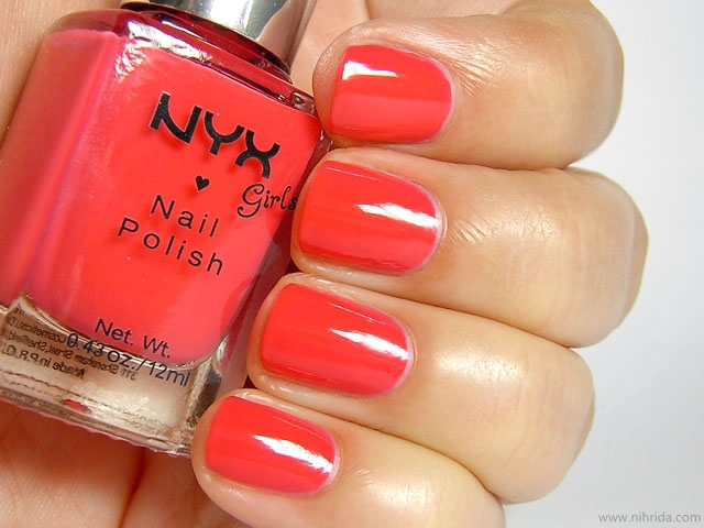 NYX Girls Nail Polish in Sandals