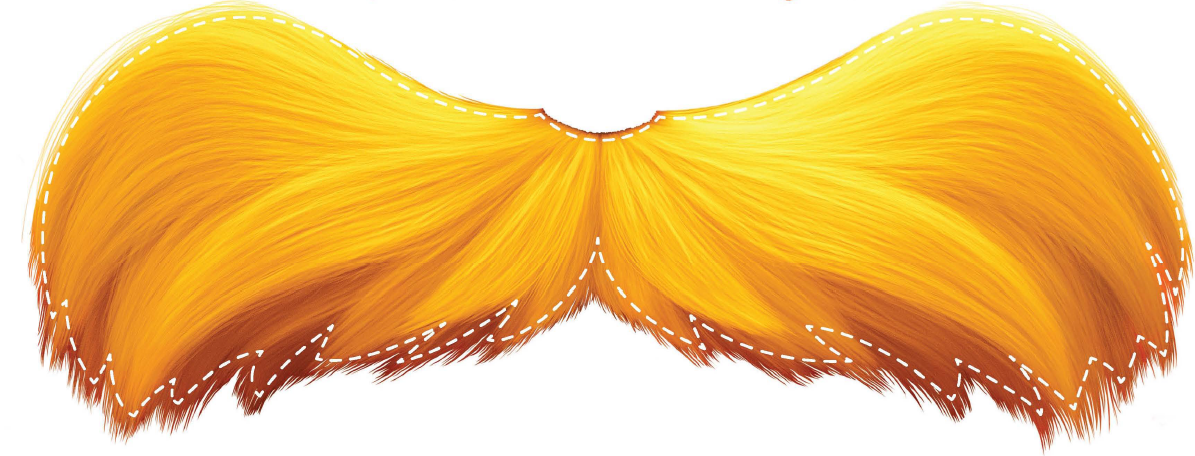 Impeccable image throughout lorax mustache printable