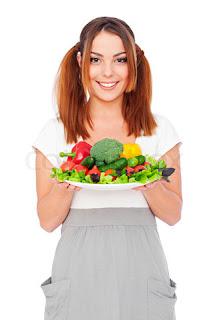 10 Menu MAKANAN Sehat, untuk DIET ALAMI