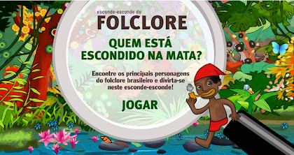 Esconde-esconde do Folclore.
