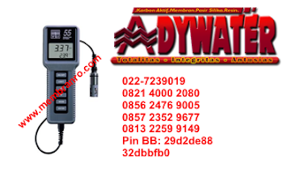YSI 55 DISSOLVED OXYGEN INSTRUMENT | 081322 599149 | JUAL DO METER