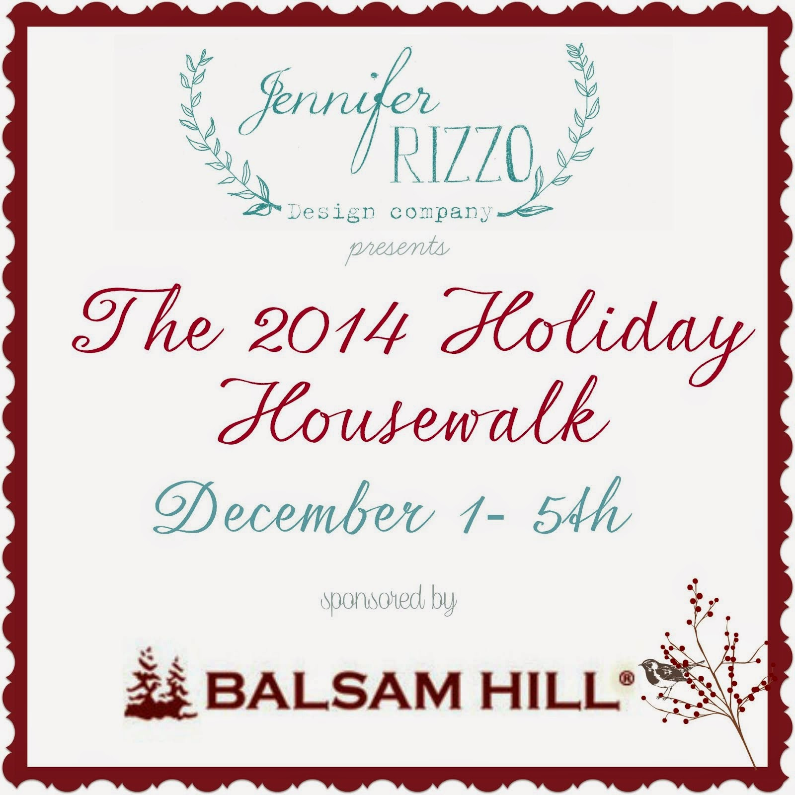 Holiday House Walk 2014