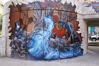 Graffiti Llefia