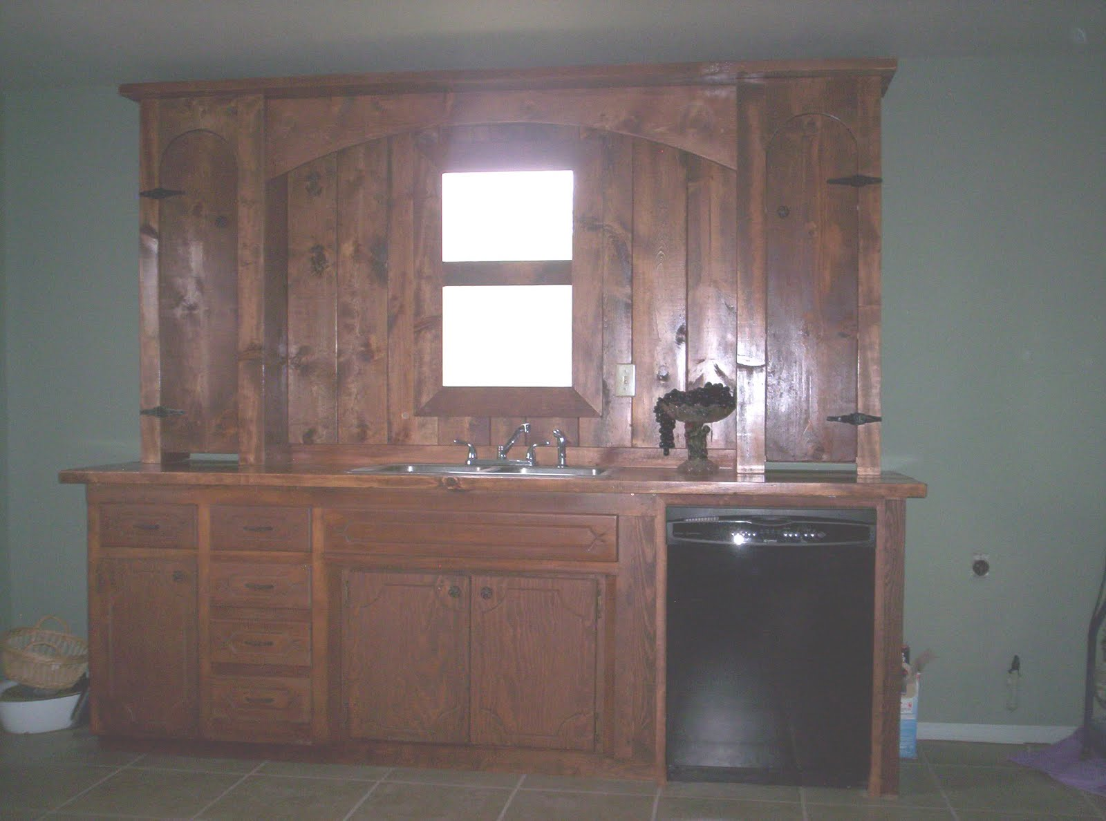 Primitive Kitchen Cabinets Hutches
