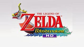 zelda wind waker hd logo The Legend of Zelda: The Wind Waker HD (Wii U)   Changes From GameCube Version