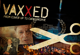 VAXXED Movie is CENSORED