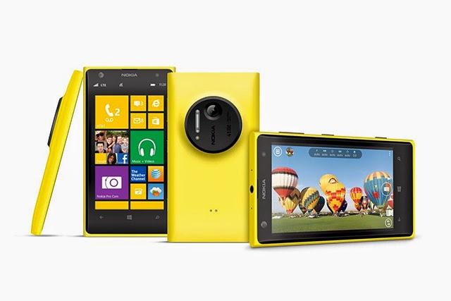Nokia Lumia 1020 Satıltan Kaldırılıyor