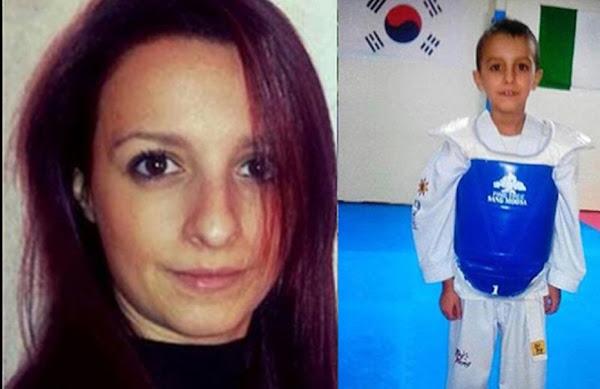 Σοκ στην Ιταλία -Μάνα στραγγάλισε τον 8χρονο γιο της επειδή την είδε να έχει σχέση με τον πεθερό της!