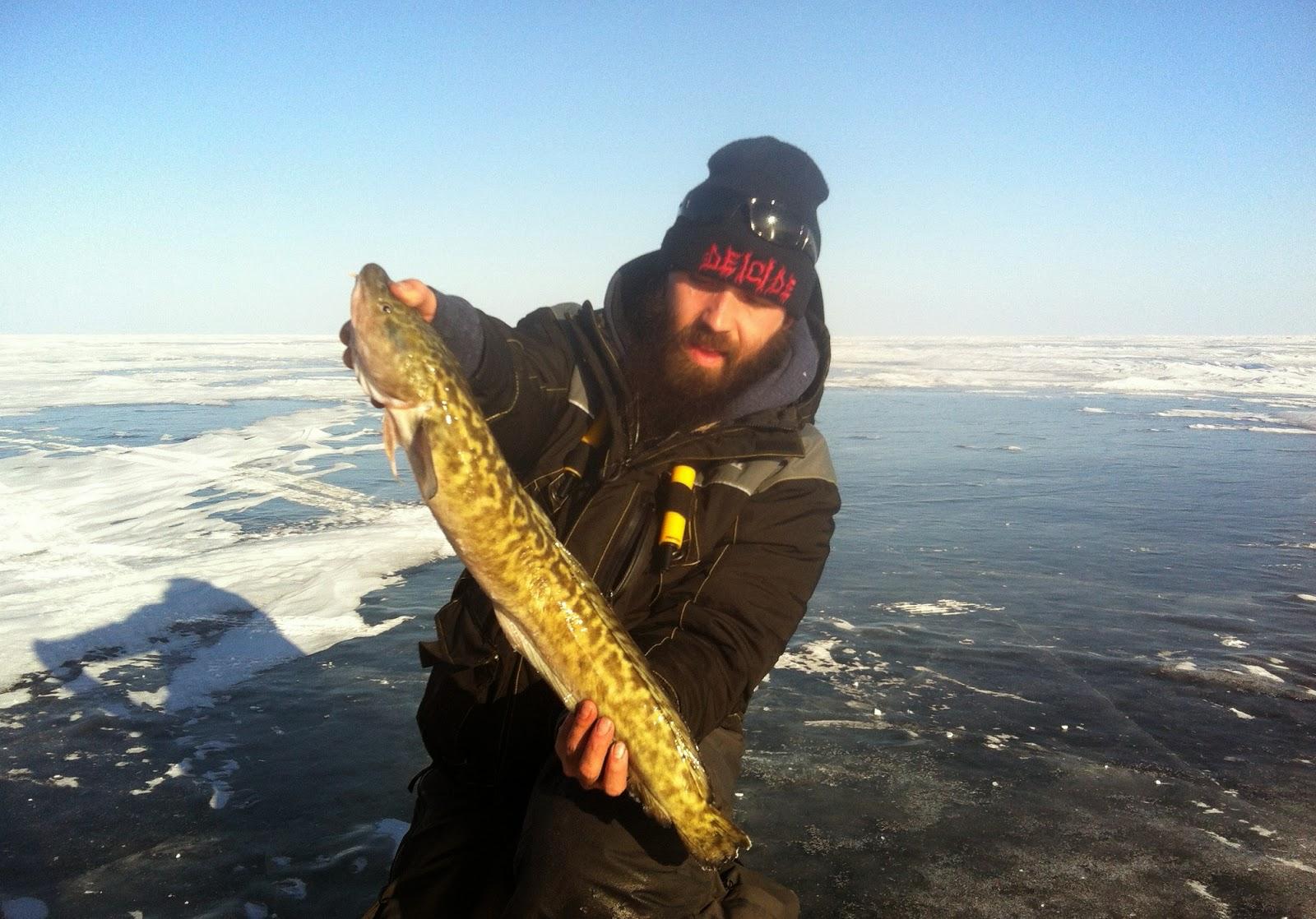 A nice surprise on lake winnipeg for Lake winnipeg ice fishing