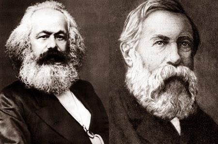 Các Mác, Ph.Ăngghen bổ sung và phát triển lý luận triết học như thế nào?