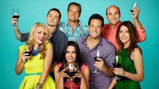 Imagen promocional de la quinta temporada de Cougar Town