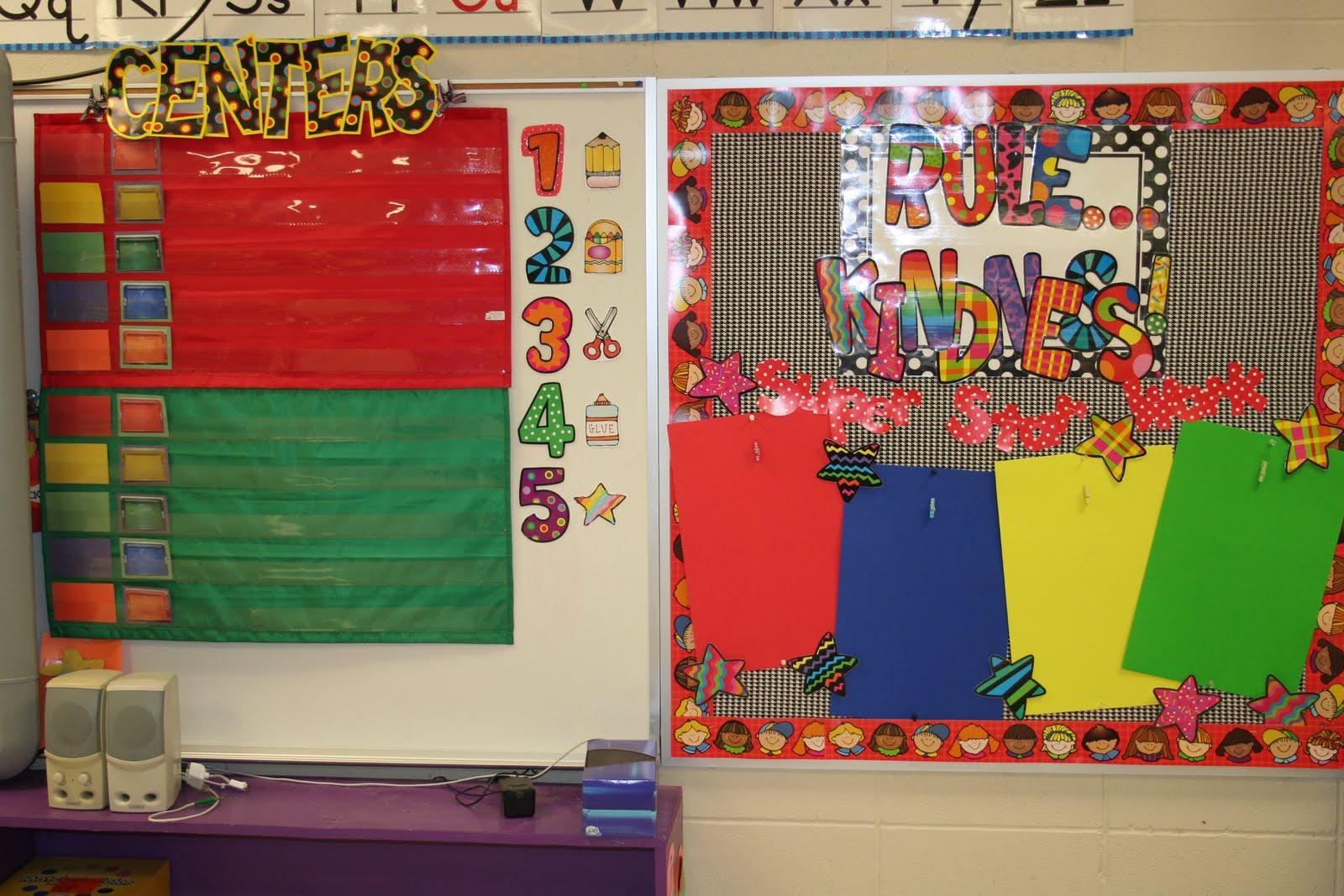 New Classroom Pics!