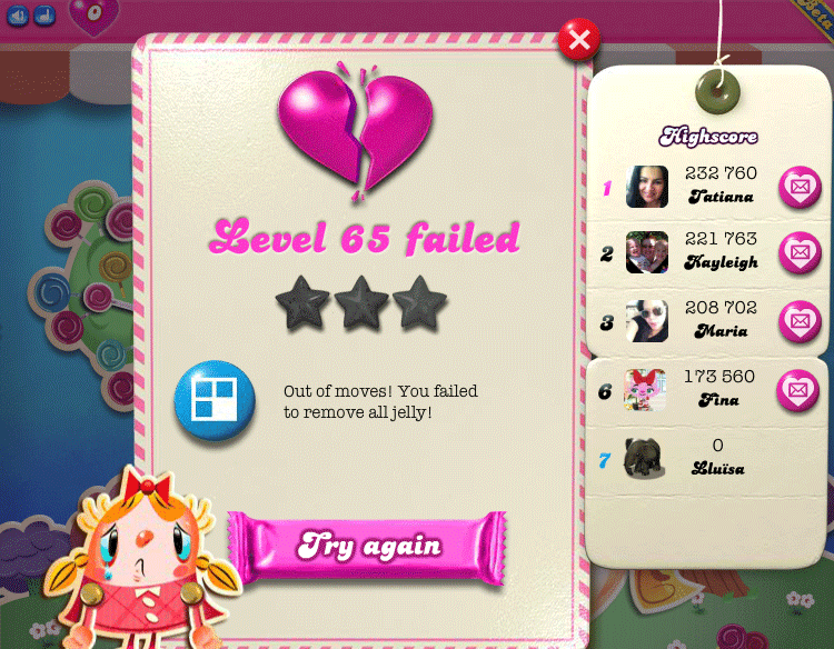 diamantes, son piedras?? noooo son caramelos: Candy Crush Saga