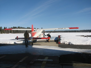 de Havilland Beaver in Ely Minneosta