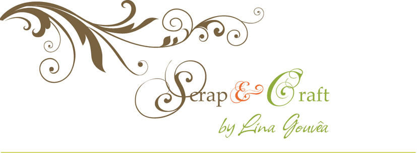 Scrap & Craft by Lina Gouvea
