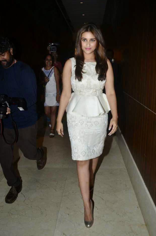 Parineeti Chopra At Zee TV Press Meet
